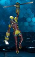 Elite Helitrooper from FFVII Remake