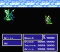 FFIII NES Heaven's Rage