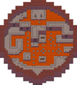 FFMQ Doom Castle F5 - Inside