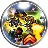 FFRK Mace Cyclone Icon