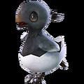 FFXIV Black Chocobo Chick
