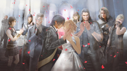 FFXV 2nd anniversary artwork