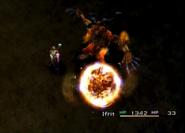 FFX Meteor Strike