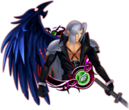 KHUX Sephiroth 5★ Medal