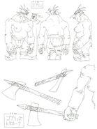 LotC Goblin Sketch