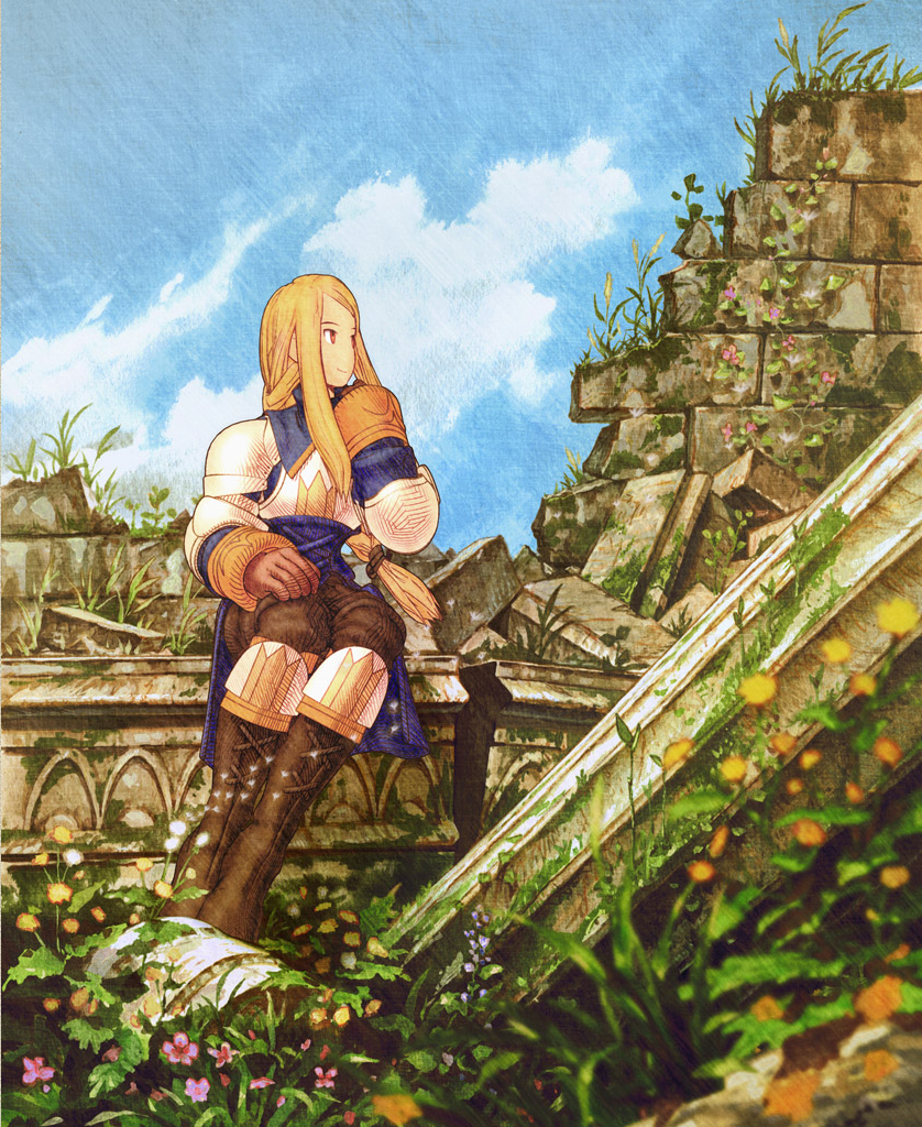 Final Fantasy Tactics: The War of the Lions/User:TenzaZangetsu/Part 34
