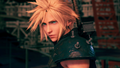 Cloud Strife in FFVII Remake