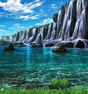 FFBE Waterfall Way BG
