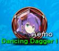 FFDII Dancer Dancing Dagger I icon