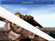 FFIVDS Zantetsuken Summon