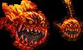FFRK Bomb King & Bomb FFXII