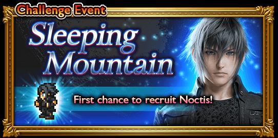 Sleeping Mountain