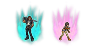FFRK Ultimate++ Leon & Yuffie KH