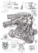 FFVII - Tank Artwork