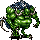Humbaba in the Mobile version of Final Fantasy VI.