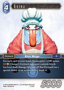 Quina 3-133C from FFTCG Opus