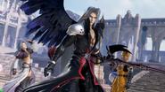 DFF2015 Sephiroth 2nd w Team