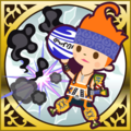FFAB Dark Attack - Wakka Legend SR