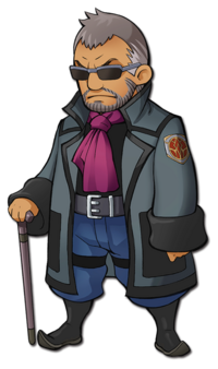Cid, as he appears in Final Fantasy Record Keeper