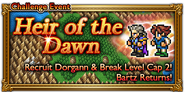 FFRK Heir of the Dawn Event