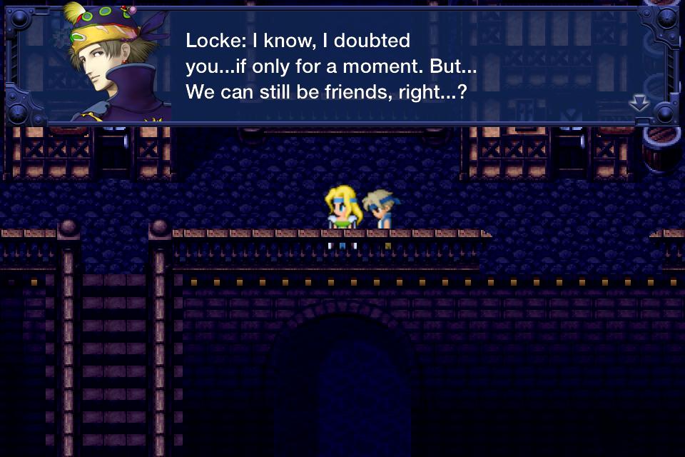 Final Fantasy VI/CylindrusAltum/Part XV
