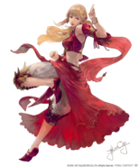 FFXIV Lyse Stormblood artwork