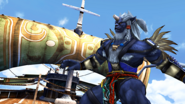 FFX HD Kimahri on SS Liki