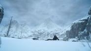 Prompto-Crashes-Snowmobile-FFXV-DLC