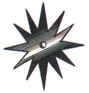 Shuriken FFIII Art