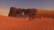 WoFF Desert Region town