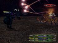 Absorb in FFX-2