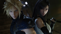 Cloud and Tifa E3 2019 VII Remake