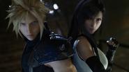 Cloud and Tifa E3 2019 VII Remake