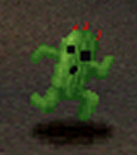 Cropped Cactuar CR