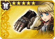 DFFOO Scion Liberator's Fingerless Gloves (XIV)