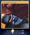 FFIX Steam Card Salamander Coral