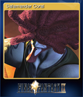 FFIX Steam Card Salamander Coral