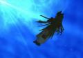 FFVII Aerith sinking