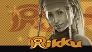 FFX2 Rikku Title