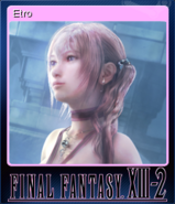 FFXIII-2 Steam Card Etro
