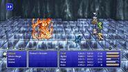 Kain using Jump from FFIV Pixel Remaster