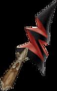 Zorlin Shape from FFIX weapon render