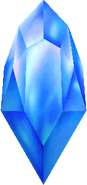 FFIII Model - Water Crystal