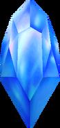 FFIII Model - Water Crystal