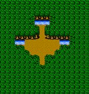FFIII NES Forest of Healing