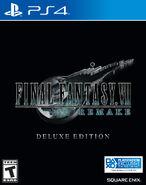 FFVII Remake deluxe edition