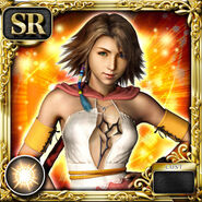 Square Enix Legend World - Yuna (FFX-2) SR