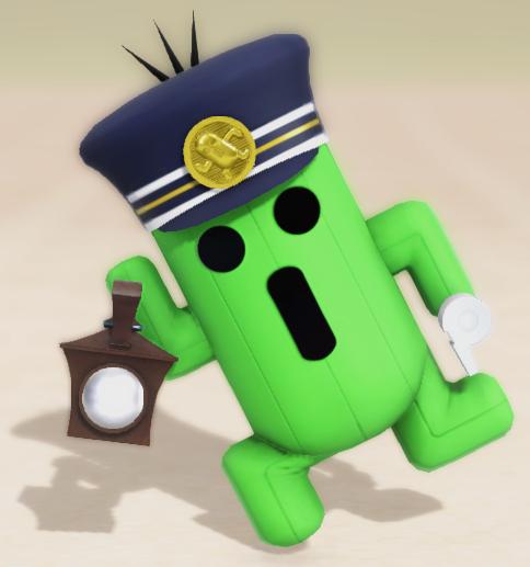 Cactuar Conductor