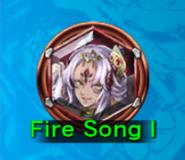 FFDII Lamia Queen Fire Song I icon