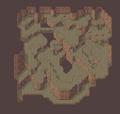 FFIV Mist Cave Map GBA